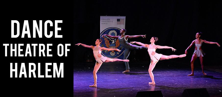 Dance Theatre of Harlem at Hayes Hall