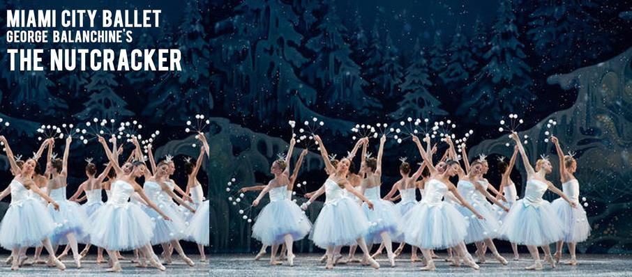 Miami City Ballet: The Nutcracker at Philharmonic Center For The Arts