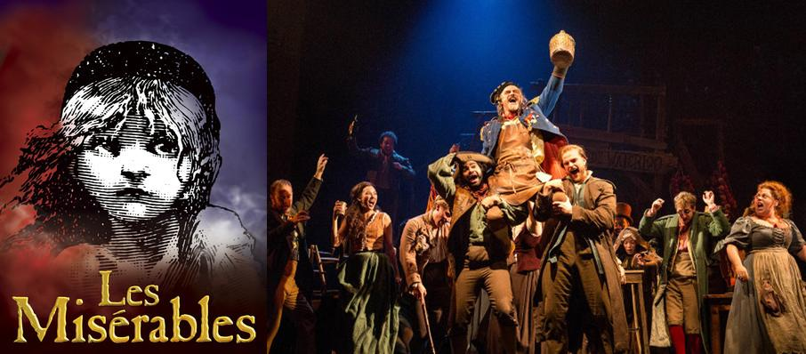 Les Miserables at Hayes Hall