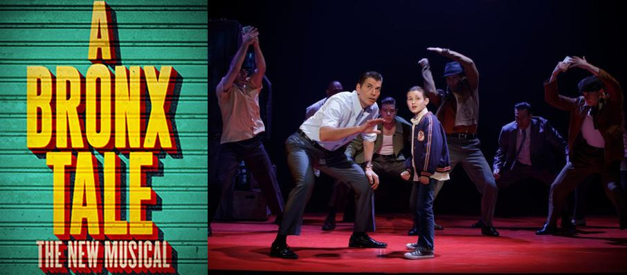 A Bronx Tale at Hayes Hall
