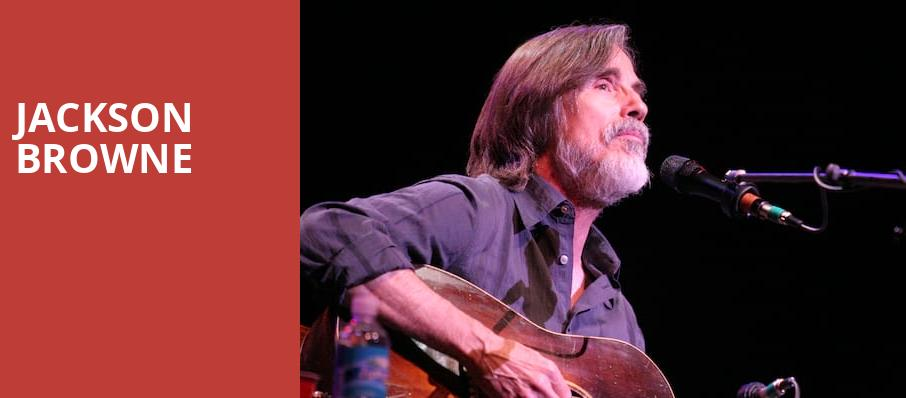 Jackson Browne, Hayes Hall, Naples