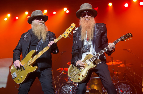 ZZ Top, Artis Naples, Naples